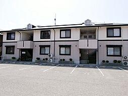 コートダジュールTIIA棟[1階]の外観