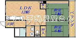 大成ビル[7階]の間取り