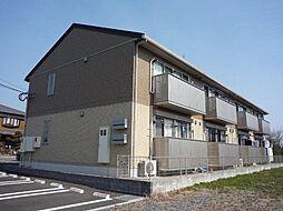 セジュール・アルジェント B[1階]の外観