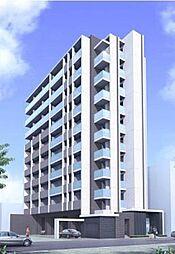プレミアムコート新栄[1階]の外観