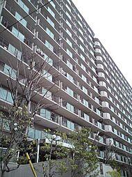 ジャルダン弐番館B棟[10階]の外観