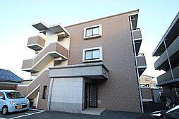 メルベーユK[1階]の外観
