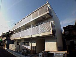 クレイノコンフォール杭瀬北新町[1階]の外観