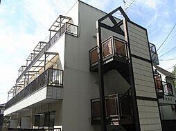 コーポウライ[3階]の外観