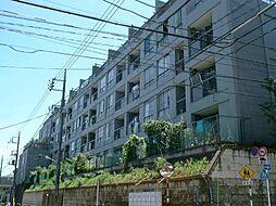 大岡山コーポラス[410号室]の外観