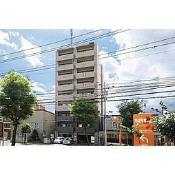 北海道札幌市北区北二十三条西9丁目の賃貸マンションの外観