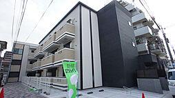 兵庫県神戸市兵庫区荒田町1丁目の賃貸アパートの外観