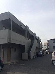 畑田ハイツ[105号室]の外観