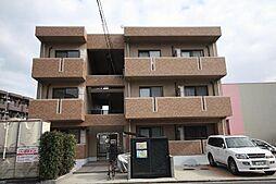香川県高松市西町の賃貸マンションの外観