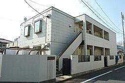 東京都練馬区下石神井5丁目の賃貸アパートの外観