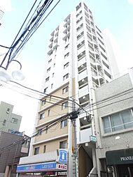 東京都北区東十条2の賃貸マンションの外観