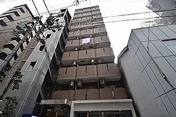 大阪府大阪市西区北堀江2の賃貸マンションの外観
