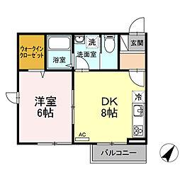 仮)D-room北加瀬