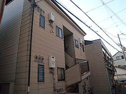 大阪府豊中市豊南町南6丁目の賃貸アパートの外観