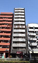ビジタル湊町8[2階]の外観