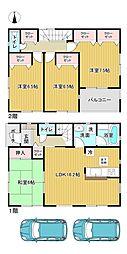 木津川台駅 2,030万円