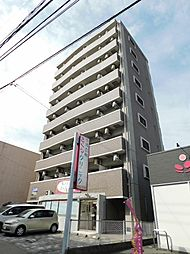福岡県北九州市小倉南区徳力1丁目の賃貸マンションの外観