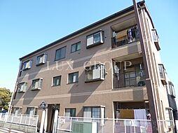 東京都立川市幸町5丁目の賃貸マンションの外観