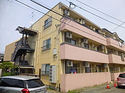宮城県仙台市青葉区小松島1丁目の賃貸マンションの外観