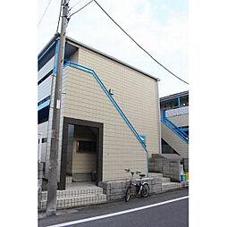東京都足立区大谷田2丁目の賃貸アパートの外観