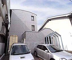 京都府京都市上京区西洞院通一条上る元真如堂町の賃貸マンションの外観
