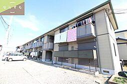 奈良県橿原市北八木町2丁目の賃貸アパートの外観