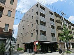 京都府京都市左京区松ケ崎井出ケ海道町の賃貸マンションの外観