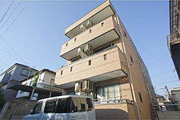 東京都江戸川区二之江町の賃貸マンションの外観