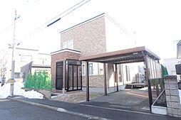 [一戸建] 北海道札幌市厚別区厚別南3丁目 の賃貸【/】の外観