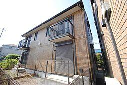 埼玉県川口市大字差間の賃貸アパートの外観