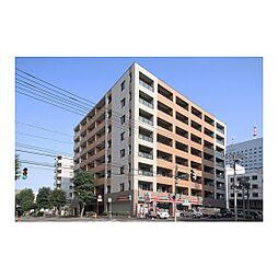 北海道札幌市北区北九条西2丁目の賃貸マンションの外観