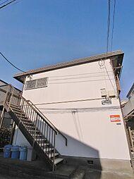 埼玉県朝霞市泉水3丁目の賃貸アパートの外観