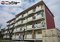 メープルタウンSAKANO[1階]の外観