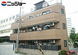 ハイツハシマ[2階]の外観