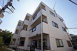 サンフリーゼW[1階]の外観
