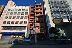 愛知県名古屋市千種区千種通7丁目の賃貸マンションの外観