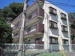 神奈川県横浜市金沢区富岡東5丁目の賃貸マンションの外観