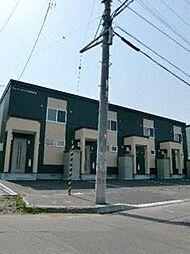 [テラスハウス] 北海道札幌市西区八軒十条西12丁目 の賃貸【北海道 / 札幌市西区】の外観