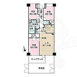 富士見ヶ丘駅 21.0万円