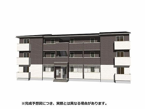 D-グレイス A棟 2階の賃貸【広島県 / 福山市】