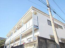 東京都三鷹市牟礼1丁目の賃貸アパートの外観