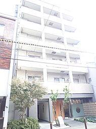 大阪府大阪市北区東天満1丁目の賃貸アパートの外観