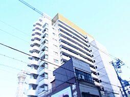 マンションタワーサイド[6階]の外観