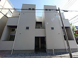 愛知県名古屋市中村区大宮町2丁目の賃貸アパートの外観