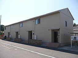 和歌山県和歌山市東高松2丁目の賃貸アパートの外観