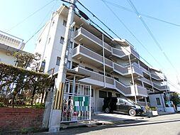大阪府河内長野市古野町の賃貸マンションの外観
