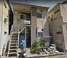 京都府京都市伏見区桃山町弾正島の賃貸アパートの外観