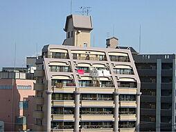 ロマネスク大橋レディース[8階]の外観