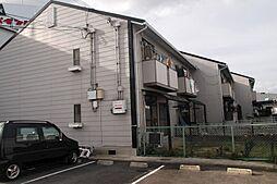 大阪府茨木市五日市緑町の賃貸アパートの外観