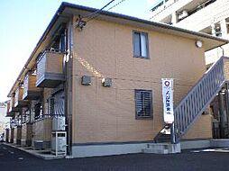 栃木県宇都宮市インターパーク1丁目の賃貸アパートの外観